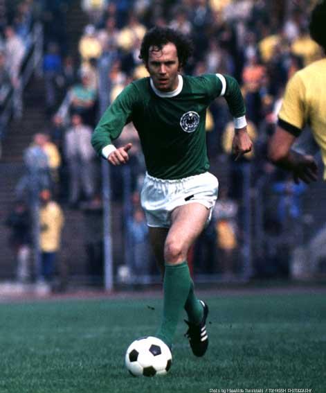 Beckenbauer Criticizes World Cup Finalists World Soccer Talk